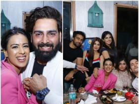 Nia Sharma's birthday bash was super fun; these pics are proof