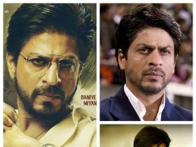 What does SRK\'s Raees look remind you of?