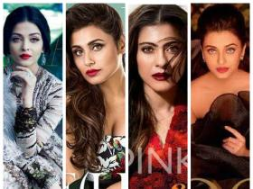 The 90s Queens Cover Face Off : Aishwarya, Kajol or Rani?
