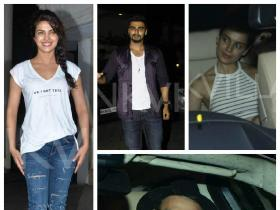 Priyanka\'s rocking surprise party organized by Mom!