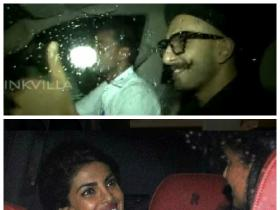 Watch! Ranveer Singh, Priyanka and other celebs at the screening of Bajrangi Bhaijaan