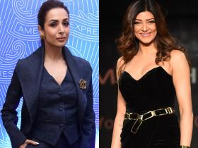 From Malaika Arora to Sushmita Sen, here\'s a list of actresses in their 40's who give us major fitness goals