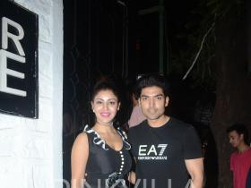Gurmeet Choudhary takes wife Debina Bonnerjee out on a dinner date on their wedding anniversary