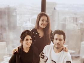 Happy Birthday Neha Kakkar: 10 Pics of the singer with her siblings Tony and Sonu that scream of siblings love