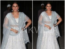 Yay or Nay : Huma Qureshi in Anita Dongre