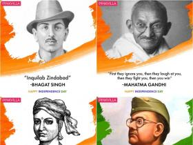 Happy Independence Day 2018: Inspiring quotes by our freedom fighters that will fill your heart with pride