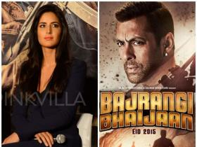 \'I haven\'t watched Bajrangi Bhaijaan yet\' - Katrina Kaif