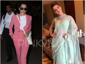 Style File : Kangana Ranaut in Topshop, Gucci and Miu Miu