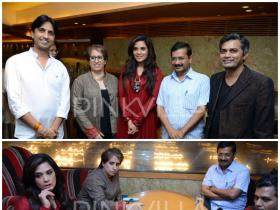 Kejriwal sees \'Masaan\' at special screening, calls film \'must watch\'
