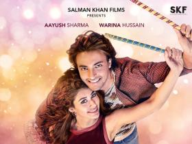 Loveratri: Aayush Sharma-Warina Hussain are in a Navratri state of mind in the poster; release date confirmed