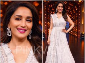 Yay or Nay : Madhuri Dixit in Ritika Mirchandani