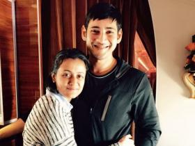 Mahesh Babu and Namrata Shirodkar\'s bond proves they are the cutest couple; View Pics