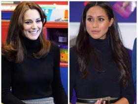 "Is Kate Middleton behind the whole ""Meghan Effect""?"