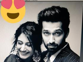 Ishqbaaz actor Nakuul Mehta has a goofy message for Surbhi Chandna on her birthday