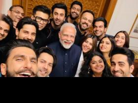 ELECTIONS 2019: PM Narendra Modi\'s viral pictures with Virat Kohli, Anushka Sharma & others; Check it out