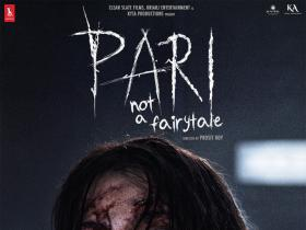 Pari Poster: Anushka Sharma is making sure to not let you sleep a wink