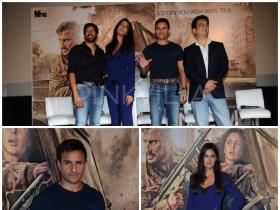Saif, Katrina at \'Phantom\' trailer release!
