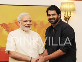 \'Baahubali\' actor meets Modi