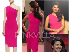 Yay or Nay : Priyanka Chopra in Victoria Beckham