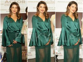 Yay or Nay : Priyanka Chopra in Caroline Constas