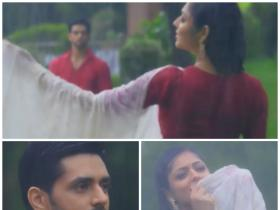 WATCH: Silsila Badalte Rishton Ka- Kunal is left mesmerised as an elated Nandini gracefully dances in rains