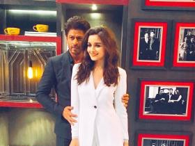 EXCLUSIVE! SRK and Alia reign supreme in hashtag conversations for Koffee With Karan!