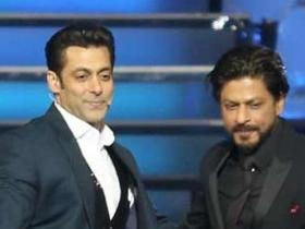 Salman, SRK's brotherhood on Eid