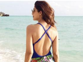 Shilpa Shetty Bikini and Swimwear Photos