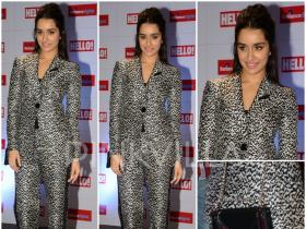 Yay or Nay : Shraddha Kapoor in Armani