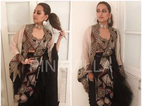 Yay or Nay : Sonakshi Sinha in Anamika Khanna