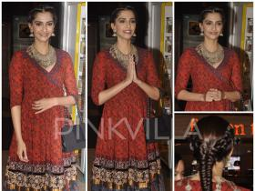 Yay or Nay : Sonam Kapoor in Mantra by Shalini James