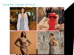 Style your Shape | How to style yourself according to your body shape