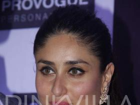 Kareena Kapoor Khan as the judge of Mr India pageant