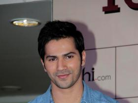 \'Dishoom\' first look to release next year: Varun