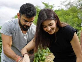 WATCH: Anushka Sharma calls out a guy for throwing garbage on the road; Virat Kohli shares the video