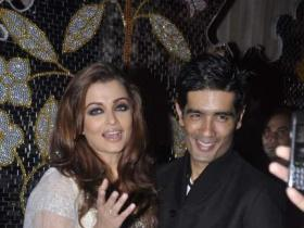 """Who would be a better showstopper than Aishwarya?"" asks Manish Malhotra"