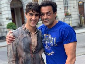 PHOTOS: Bobby Deol\'s son Aryaman is one handsome star kid and here\'s proof; Check it out