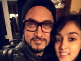 Aamir Khan\'s daughter Ira\'s THESE unseen pictures are too cute to miss; Check it out