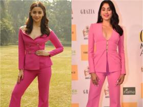 Alia Bhatt: Disha Patani to Shraddha Kapoor, 5 times the Brahmastra star\'s style collided with other stars
