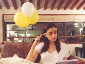 Alia Bhatt: A glimpse inside the Bollywood star\'s chic home; Check it out
