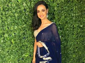 All the times Sanaya Irani left us awestruck with her beautiful traditional looks; Check PHOTOS