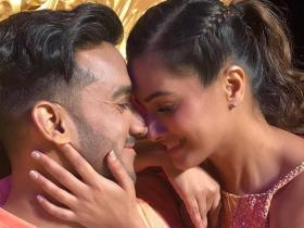 Anita Hassanandani and Rohit Reddy\'s love story: From how they fell in love to their journey so far