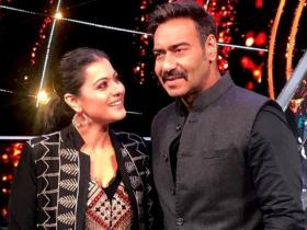 Anniversary Special: Ajay Devgn and Kajol\'s UNMISSABLE romantic moments are heartwarming
