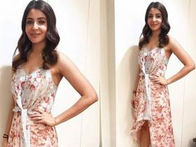 Pari: Anushka Sharma opts for a cool and casual outfit as she steps out in the city
