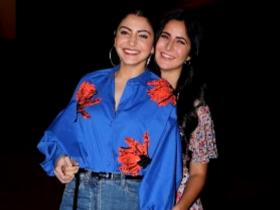 Anushka Sharma and Katrina Kaif\'s picture perfect moments give an insight into their terrific bond; See Photos