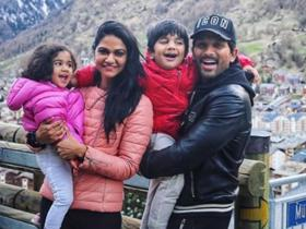 Allu Arjun\'s photos with his kids Arha, Ayaan make him the coolest dad of Tollywood; Check it out