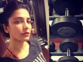 Shruti Haasan\'s WORKOUT photos will be the apt motivation for you to work out amid quarantine period