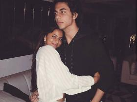 Aryan and Suhana Khan\'s throwback pictures prove Shah Rukh and Gauri Khan\'s son & daughter are born stars