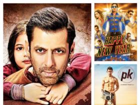 Bajrangi Bhaijaan becomes top grosser with Day 5 collection; beats PK, Chennai Express, Happy New Year