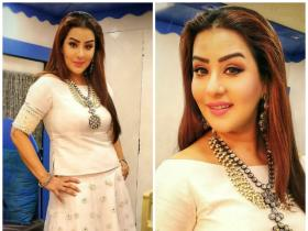 Bigg Boss 12 premiere episode: Shilpa Shinde dolls up leaving Twitterati in awe; check out
